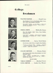 Page 14, 1936 Edition, Hesston College - Lark Yearbook (Hesston, KS) online yearbook collection