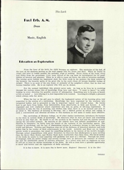 Page 9, 1936 Edition, Hesston College - Lark Yearbook (Hesston, KS) online yearbook collection