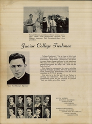 Page 16, 1947 Edition, Hesston College - Lark Yearbook (Hesston, KS) online yearbook collection