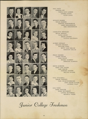 Page 17, 1947 Edition, Hesston College - Lark Yearbook (Hesston, KS) online yearbook collection