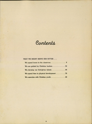 Page 9, 1947 Edition, Hesston College - Lark Yearbook (Hesston, KS) online yearbook collection