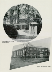 Page 10, 1948 Edition, Hesston College - Lark Yearbook (Hesston, KS) online yearbook collection