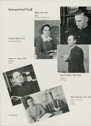 Page 16, 1948 Edition, Hesston College - Lark Yearbook (Hesston, KS) online yearbook collection