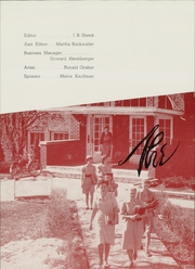 Page 6, 1948 Edition, Hesston College - Lark Yearbook (Hesston, KS) online yearbook collection