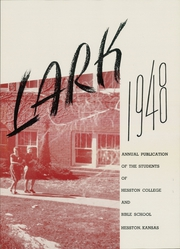 Page 7, 1948 Edition, Hesston College - Lark Yearbook (Hesston, KS) online yearbook collection