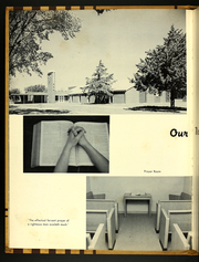 Page 10, 1958 Edition, Hesston College - Lark Yearbook (Hesston, KS) online yearbook collection