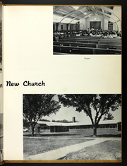 Page 11, 1958 Edition, Hesston College - Lark Yearbook (Hesston, KS) online yearbook collection