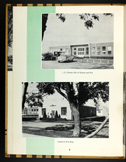 Page 12, 1958 Edition, Hesston College - Lark Yearbook (Hesston, KS) online yearbook collection