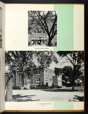 Page 13, 1958 Edition, Hesston College - Lark Yearbook (Hesston, KS) online yearbook collection