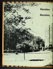 Page 6, 1958 Edition, Hesston College - Lark Yearbook (Hesston, KS) online yearbook collection
