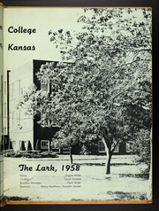 Page 7, 1958 Edition, Hesston College - Lark Yearbook (Hesston, KS) online yearbook collection