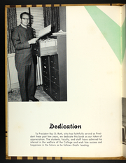 Page 8, 1958 Edition, Hesston College - Lark Yearbook (Hesston, KS) online yearbook collection