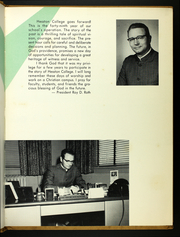 Page 9, 1958 Edition, Hesston College - Lark Yearbook (Hesston, KS) online yearbook collection