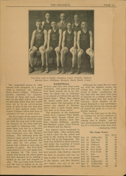 Page 13, 1926 Edition, Independence Junior College - Inkanquil Yearbook (Independence, KS) online yearbook collection