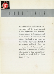 Page 8, 1939 Edition, Independence Junior College - Inkanquil Yearbook (Independence, KS) online yearbook collection