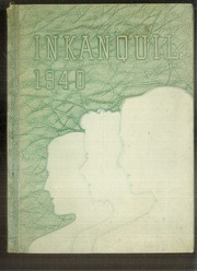 1940 Edition, Independence Junior College - Inkanquil Yearbook (Independence, KS)