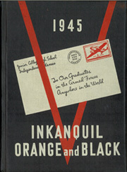 1945 Edition, Independence Junior College - Inkanquil Yearbook (Independence, KS)