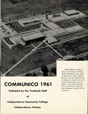 Page 7, 1961 Edition, Independence Junior College - Inkanquil Yearbook (Independence, KS) online yearbook collection