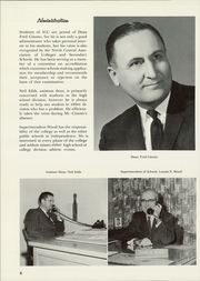 Page 10, 1964 Edition, Independence Junior College - Inkanquil Yearbook (Independence, KS) online yearbook collection