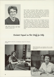 Page 12, 1964 Edition, Independence Junior College - Inkanquil Yearbook (Independence, KS) online yearbook collection