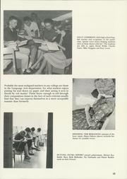 Page 17, 1964 Edition, Independence Junior College - Inkanquil Yearbook (Independence, KS) online yearbook collection