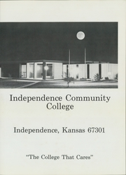 Page 5, 1981 Edition, Independence Junior College - Inkanquil Yearbook (Independence, KS) online yearbook collection