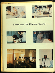 Page 12, 1970 Edition, University of Kansas School of Medicine - Jayhawker MD Yearbook (Kansas City, KS) online yearbook collection