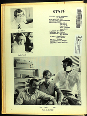 Page 6, 1970 Edition, University of Kansas School of Medicine - Jayhawker MD Yearbook (Kansas City, KS) online yearbook collection