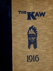 Page 1, 1916 Edition, Washburn University - Kaw Yearbook (Topeka, KS) online yearbook collection
