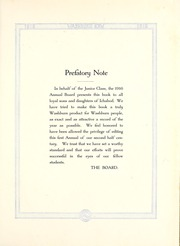 Page 13, 1916 Edition, Washburn University - Kaw Yearbook (Topeka, KS) online yearbook collection