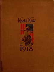 Page 1, 1918 Edition, Washburn University - Kaw Yearbook (Topeka, KS) online yearbook collection
