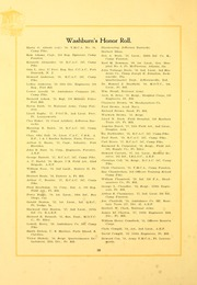 Page 14, 1918 Edition, Washburn University - Kaw Yearbook (Topeka, KS) online yearbook collection