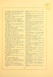 Page 17, 1918 Edition, Washburn University - Kaw Yearbook (Topeka, KS) online yearbook collection