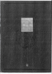 Page 1, 1924 Edition, Washburn University - Kaw Yearbook (Topeka, KS) online yearbook collection