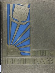 Page 1, 1931 Edition, Washburn University - Kaw Yearbook (Topeka, KS) online yearbook collection