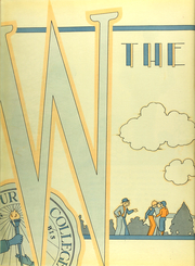Page 8, 1931 Edition, Washburn University - Kaw Yearbook (Topeka, KS) online yearbook collection