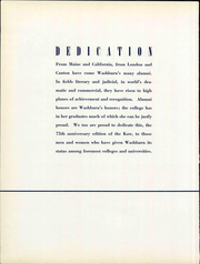 Page 12, 1940 Edition, Washburn University - Kaw Yearbook (Topeka, KS) online yearbook collection