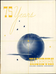 Page 7, 1940 Edition, Washburn University - Kaw Yearbook (Topeka, KS) online yearbook collection