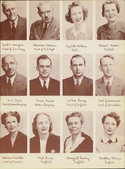 Page 11, 1947 Edition, Washburn University - Kaw Yearbook (Topeka, KS) online yearbook collection