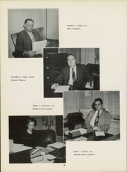 Page 22, 1950 Edition, Washburn University - Kaw Yearbook (Topeka, KS) online yearbook collection