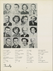 Page 24, 1950 Edition, Washburn University - Kaw Yearbook (Topeka, KS) online yearbook collection