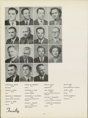 Page 26, 1950 Edition, Washburn University - Kaw Yearbook (Topeka, KS) online yearbook collection