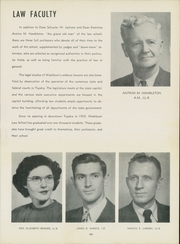 Page 29, 1950 Edition, Washburn University - Kaw Yearbook (Topeka, KS) online yearbook collection