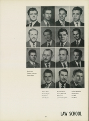 Page 31, 1950 Edition, Washburn University - Kaw Yearbook (Topeka, KS) online yearbook collection