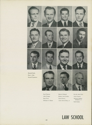 Page 33, 1950 Edition, Washburn University - Kaw Yearbook (Topeka, KS) online yearbook collection