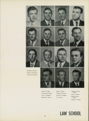 Page 35, 1950 Edition, Washburn University - Kaw Yearbook (Topeka, KS) online yearbook collection