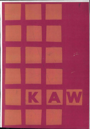 Page 1, 1967 Edition, Washburn University - Kaw Yearbook (Topeka, KS) online yearbook collection