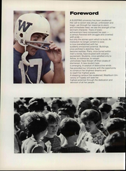 Page 10, 1967 Edition, Washburn University - Kaw Yearbook (Topeka, KS) online yearbook collection