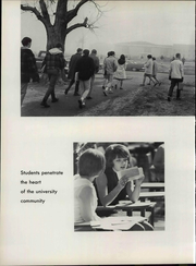 Page 12, 1967 Edition, Washburn University - Kaw Yearbook (Topeka, KS) online yearbook collection
