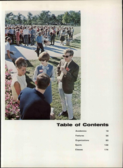 Page 9, 1967 Edition, Washburn University - Kaw Yearbook (Topeka, KS) online yearbook collection